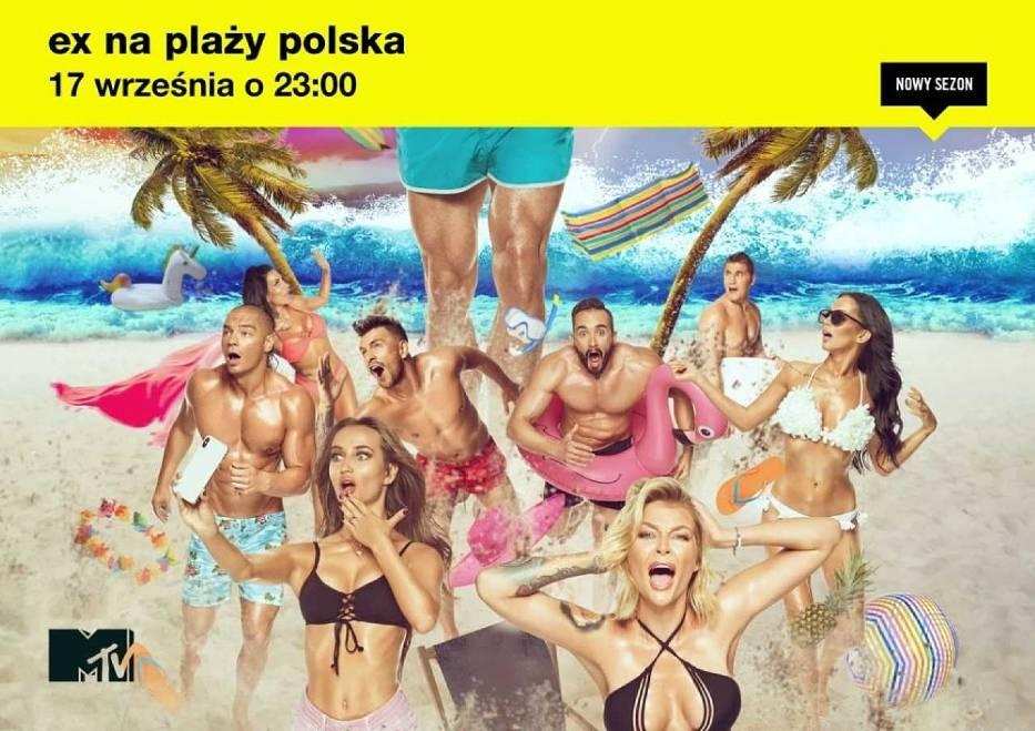 Ex Na Plaży - nowy sezon programu MTV rusza 17 września. Wystąpi Duża Ania [ZDJĘCIA]