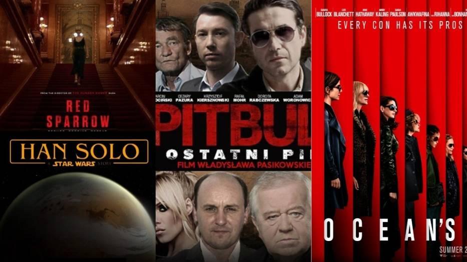Premiery kinowe 2018 STYCZEŃ - CZERWIEC