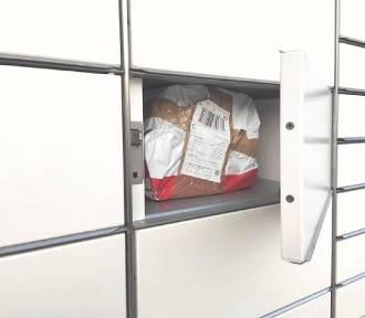 Skrytki w śremskich paczkomatach otwarte przez włamywacza