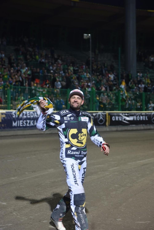 Piotr Protasiewicz, żużlowiec Stelmetu Falubazu Zielona Góra