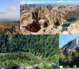 TOP 10 wyjątkowych wycieczek w góry ZDJĘCIA, SZLAKI
