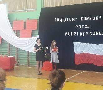 Powiatowy Konkurs Poezji Patriotycznej w Kodr