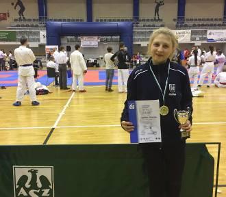 Trzy medale Akademickiego Pucharu Polski w karate zdobyły zawodniczki Tornado Kalisz