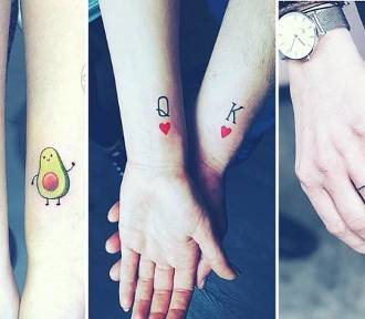 Tatuaże dla par. Najciekawsze i najlepsze wzory [ZDJĘCIA]