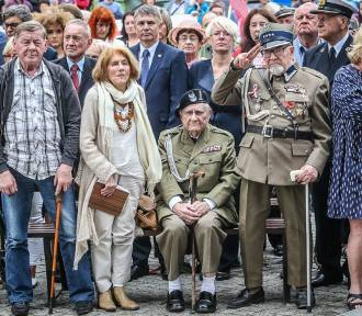 Gdańsk upamiętnił rocznicę Powstania Warszawskiego