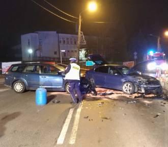 Dwoje dzieci przewieziono do szpitala w Tarnowie po wypadku w Dąbrowie Tarnowskiej