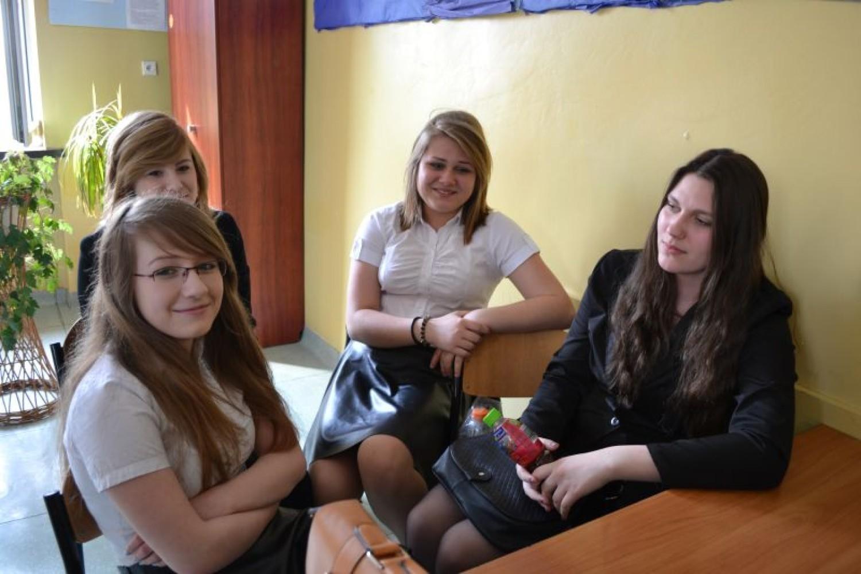 Egzamin gimnazjalny 2014 w Lędzinach