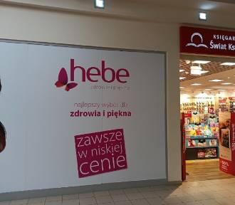 W tym tygodniu otwarcie pierwszej drogerii Hebe w Koninie
