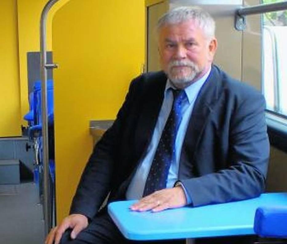 Krzysztof Olbromski zadowolony jest z decyzji ministerstwa