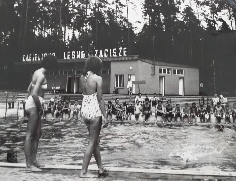 Kąpielisko Leśne Zacisze w Knurowie
