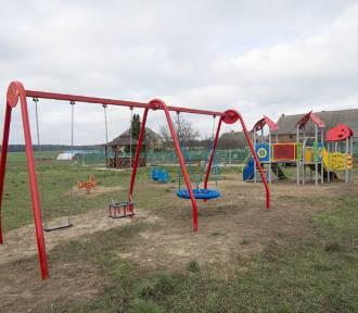 Gmina Margonin: W Młynarach powstał nowy plac zabaw. Kosztował prawie 42 tys. złotych