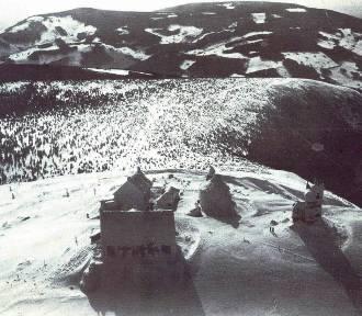 Co mieściło się na szczycie Śnieżki przed Kosmicznym Obserwatorium? Zobacz wnętrza! [GALERIA]