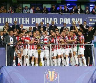 Cracovia zdobyła Puchar Polski! Pierwsze trofeum od 72 lat