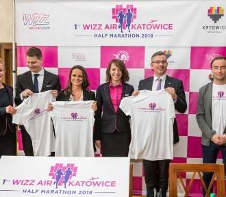 Wizz Air Katowice Half Marathon. Nowa impreza biegowa w Katowicach już w czerwcu