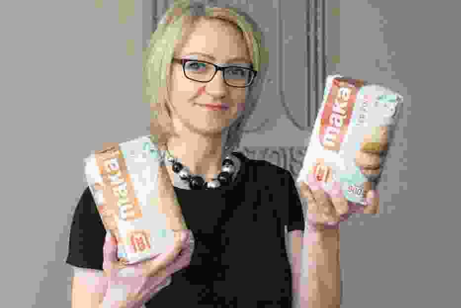 Katarzyna  Szadziul, kierownik działu handlowego i transportu w Młynach Stoisław o mąkach mogła by mówić godzinami
