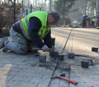 Rozpoczęły się prace budowlane na terenie OW Mierzyn [ZDJĘCIA]
