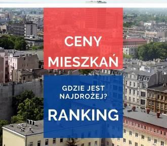 W której części Łodzi mieszkania są najdroższe? RANKING