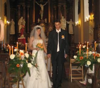 Śluby sportowych gwiazd naszego regionu. Część 2 - ZDJĘCIA