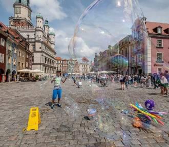Poznań jednym z najbardziej baśniowych miast Europy!