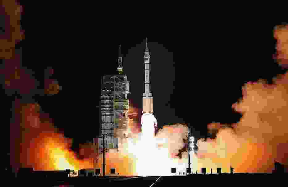 Wystrzelenie statku Shenzhou