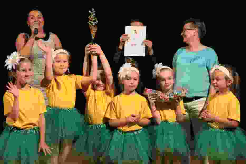 XI Powiatowy konkurs tańca 2018 w Złotowie. Przedszkola [FOTO, WIDEO]