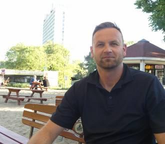 Adrian Glugla o kinie, sporcie i życiu w Pile