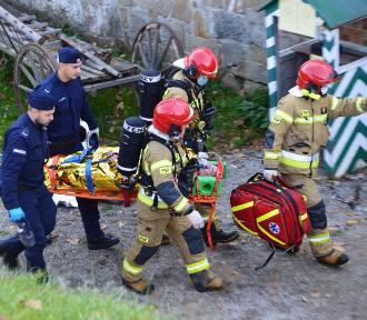 Straż pożarna ćwiczy w Nysie. Trenują u nas funkcjonariusze z czterech województw