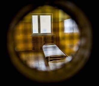 Tak wyglądają polskie izby wytrzeźwień od środka (ZOBACZ ZDJĘCIA)