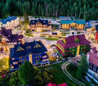 Jesienny odpoczynek w Norweskiej Dolinie Family Resort&Spa *****