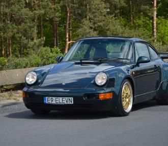 Zlot Porsche 2020 w Spale i powiecie tomaszowskim [ZDJĘCIA, FILM]