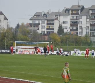 Reprezentacja Polski U-15 przegrała z Rosją na stadionie w Sztumie [ZDJĘCIA]