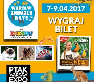 Warsaw Animals Days [KONKURS ZAKOŃCZONY]