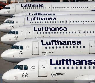 Strajk w Lufthansie. Odwołane loty z Krakowa do Frankfurtu i Monachium. Pasażerowie mogą dostać