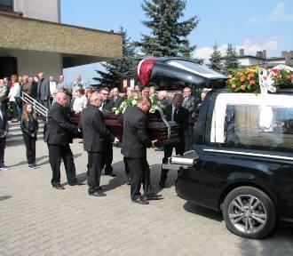 Pożegnaliśmy Andrzeja Sławika, radnego RAŚ