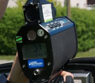 19-latek stracił prawo jazdy za prędkość