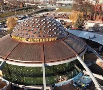 Zobacz wnętrze wyremontowanego dworca autobusowego w Kielcach z bliska [ZDJĘCIA]