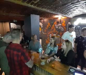 Nowy pub w Rybniku. Inny, bo większość pracowników to niepełnosprawni. Zdjęcia