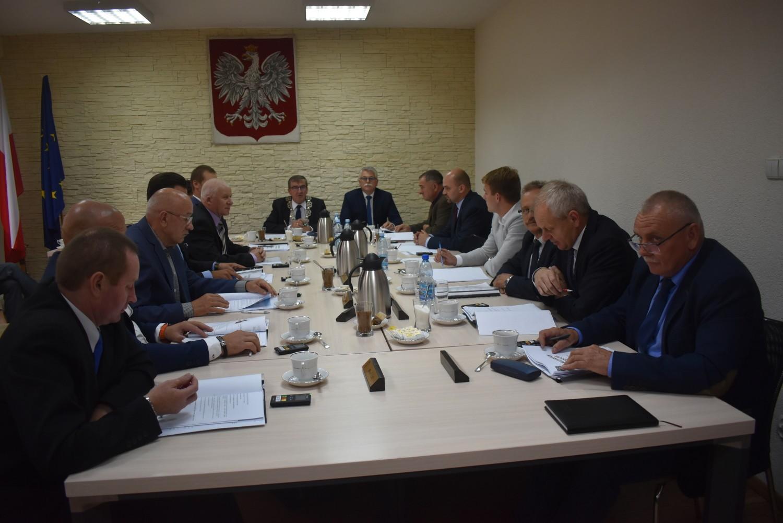 IX Sesja Rady Gminy Gizałki