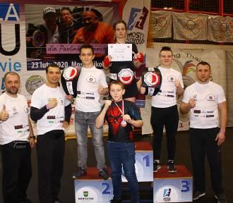 Mistrzostwa Polski w kickboksingu i K-1. Kaliszanie zdobyli cztery medale ZDJĘCIA