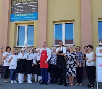 """""""Łódzkie gotuje"""" w Warsztatach Gastronomicznych w Wieluniu"""