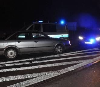 Pijany i z zakazem prowadzenia uciekał przed policjantami