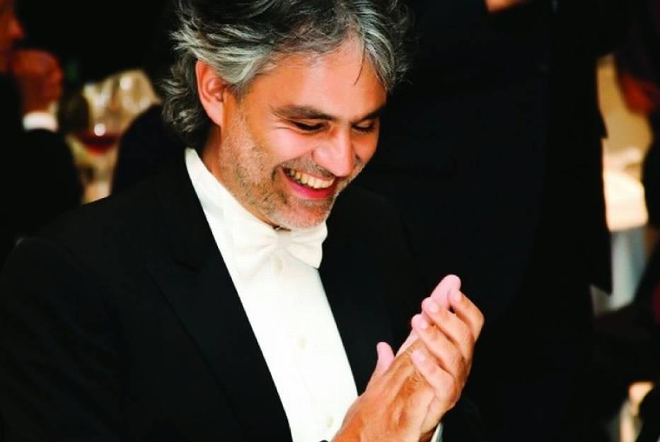 Andrea Bocelli zagra w Polsce