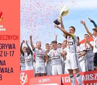 Centralna Liga Juniorów. Mistrzowski dublet Legii, Korona poza zasięgiem w U-18 | Flesz Sportowy24