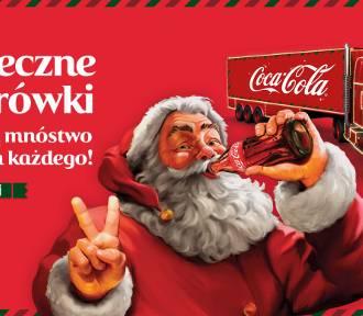 Świąteczne Ciężarówka Coca - Coli: Międzychód w finale konkursu [NEWS]