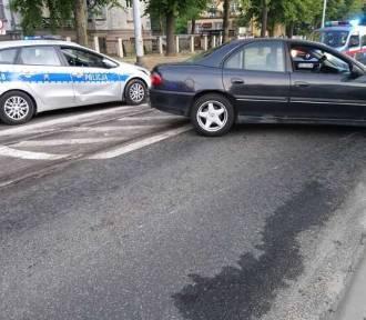 Pościg ulicami Gdańska. Policja zatrzymała pijanego kierowcę