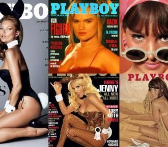 Najsłynniejsze okładki Playboya. Wspominamy [ZDJĘCIA 18+]