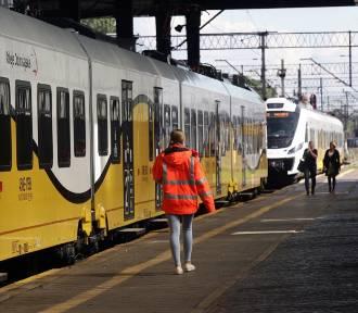 Awaria pociągu Kolei Dolnośląskich z Jeleniej Góry do Wrocławia