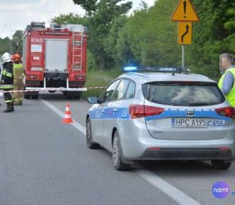 Tragedia w Złotopolu. Nie żyje 53-latek z Torunia [zdjęcia]