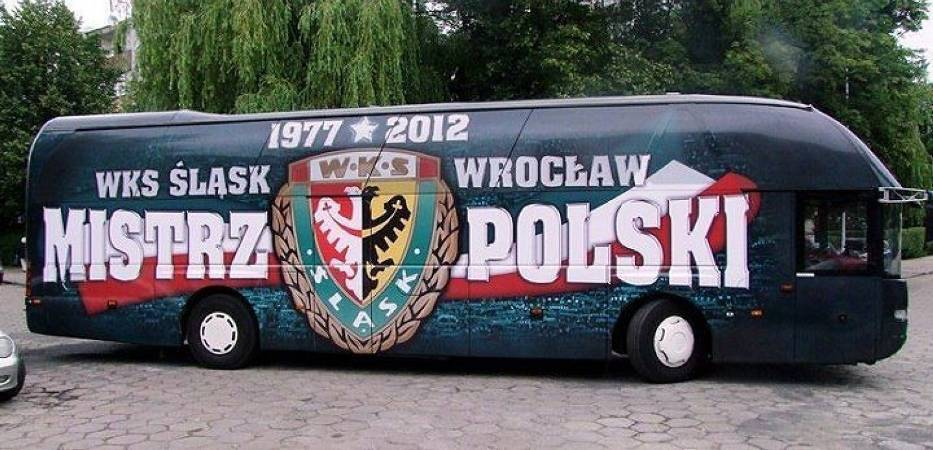 Autobus Śląska Wrocław