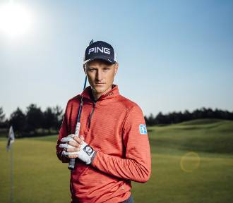 Wrocławski golfista Adrian Meronk jedzie podbić świat (ROZMOWA)
